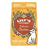 Lily's Kitchen Chicken Casserole Complete Adult Dry Cat Food 4 x 800 g