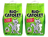 Bio-Catolet 2 x 25L 100% Recycled Paper Cat Litter Multi-Buy
