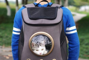Best Cat Backpack Carrier 2021 Review