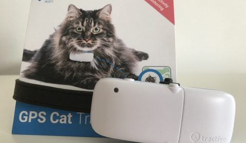 Review of Tractive Cat Tracker 2021